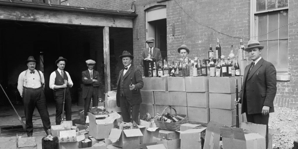 From Booze to Bitcoin Mining – Why Violent Prohibition Is Always Harmful