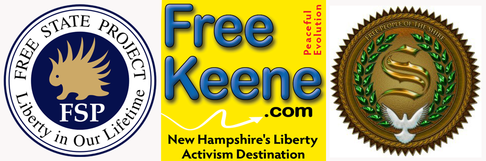 Keene New Hampshire Is Not Only a Libertarian Enclave - It's Also a Crypto Mecca