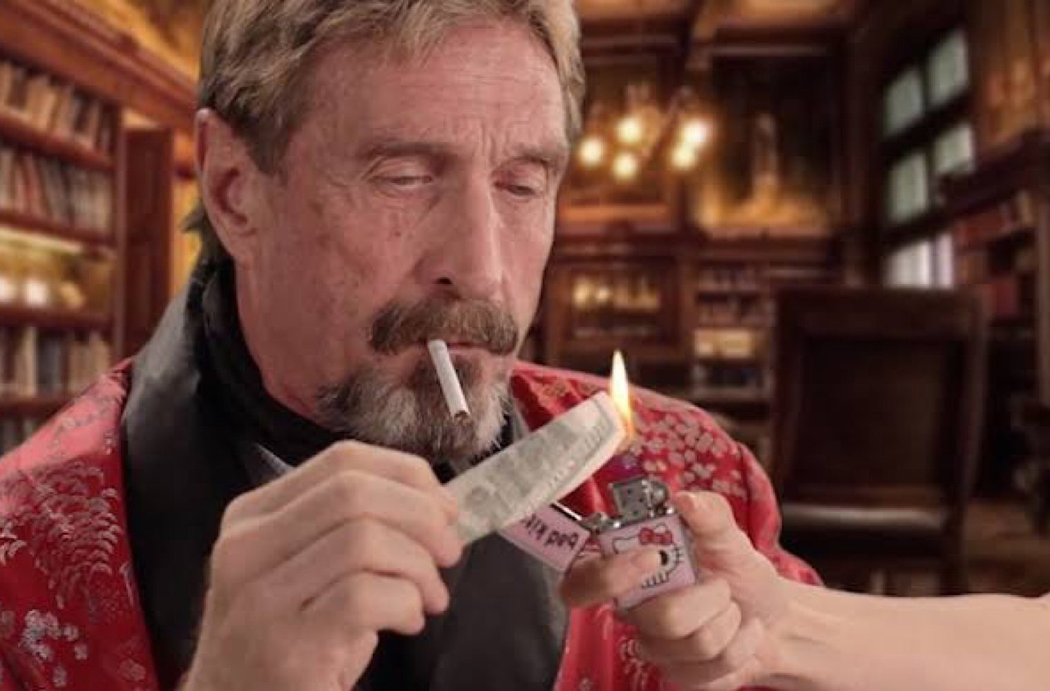 McAfee Hints Institutional Money Won't Bring Bitcoin Revolution