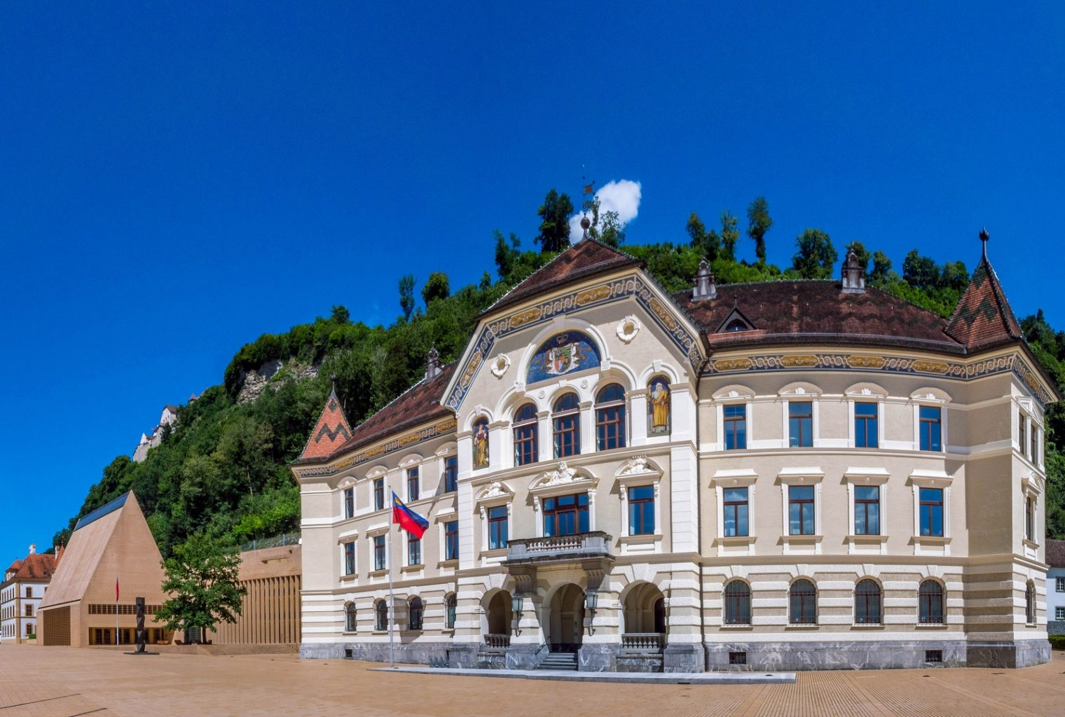 Liechtenstein Adopts Token Act to Attract Crypto Business