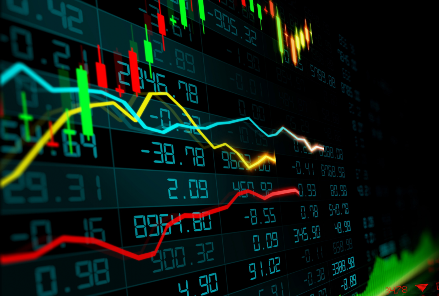 Market Outlook: Leading Cryptocurrencies Attempt to Break Resistance