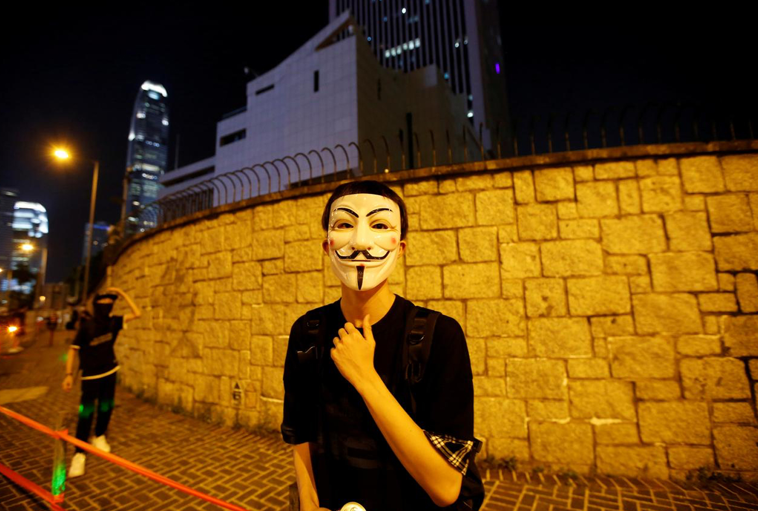 Protesters Wield Tools of Freedom as Hong Kong Imposes Dictatorship