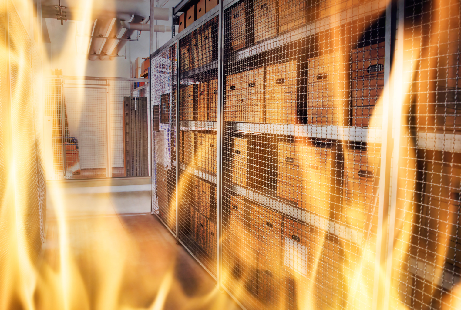 Video Shows $10M Chinese Bitcoin Mining Farm in Flames