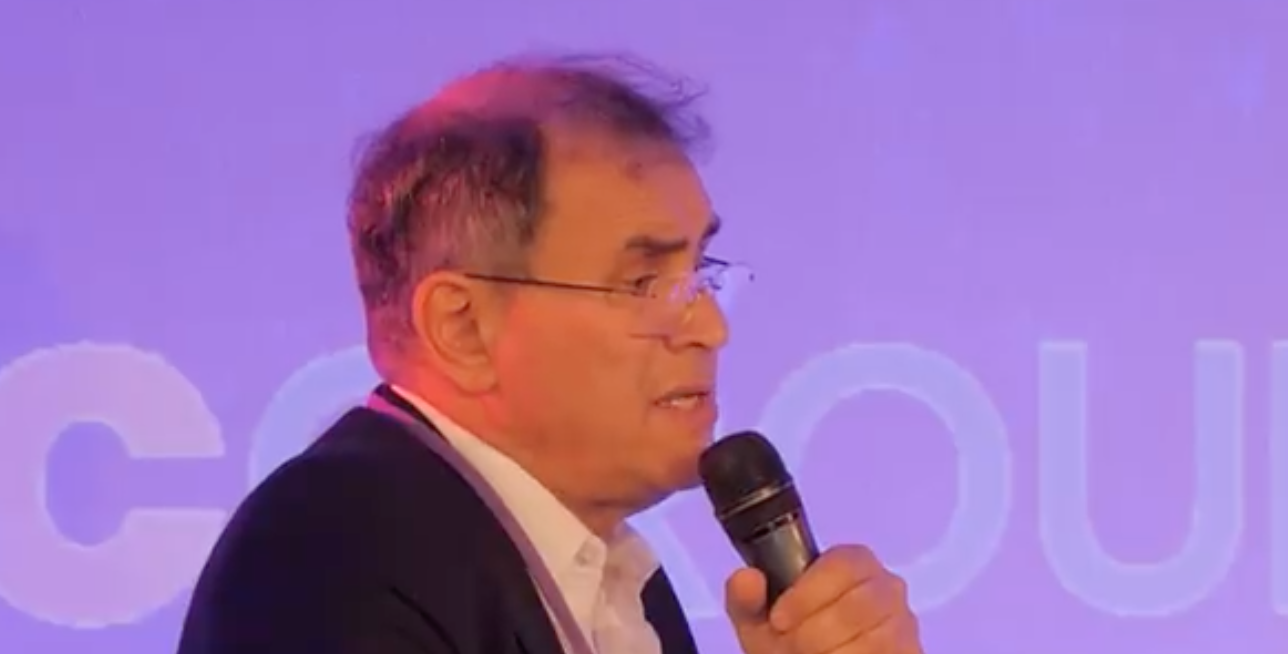 'Why Are You Afraid?' - Ver vs. Roubini on Crypto