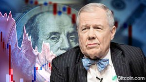 Jim Rogers Predicts End of Dollar Dominance as US-China Tensions Escalate