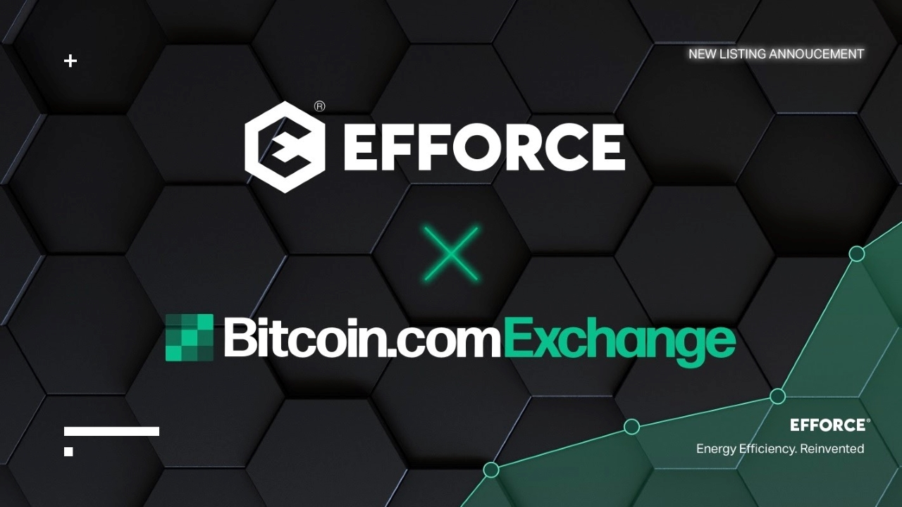 Steve Wozniak's EFFORCE (WOZX Token) Now Listed on Bitcoin.com Exchange and Opens up Platform
